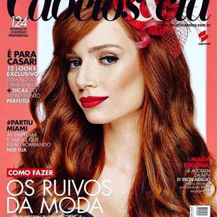 Styling Capa e Editorial - Mareu é Nossa - Revista Cabelos & Cia - Abril 2016
