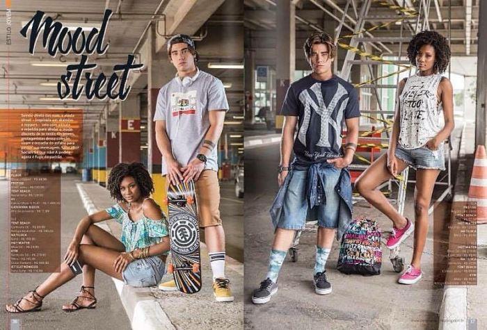 Styling - Mood Street - Revista Central Plaza Shopping - Dezembro 2015