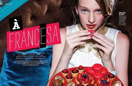 Produção de Moda para Revista Capricho.