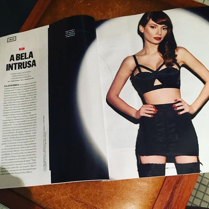 Styling - A Bela Intrusa - VIP - Novembro/2015