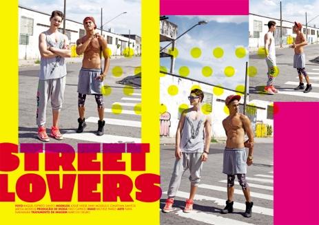 STREET - LOVERS