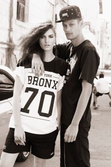 Styling campanha 'Bronx 70's' - Insanis Clothing
