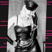 Styling Francinne - Leather Girl - Ensaio editado e clicado remotamente - 2020