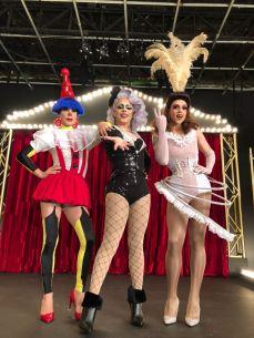 Direcionamento Criativo de Figurino eStyling - Drag Me As a Queen - 2ª temporada - E! Entertainment