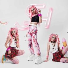 HARAJUKU GIRL - Styling para Shady Jordan - 2020